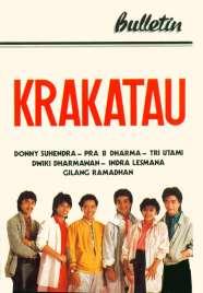 Krakatau Band tahun 80-an