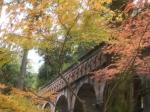 Bekas rel kereta kuno di dekat Nanzen-ji