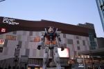 Gundam Front Tokyo di DiverCity Odaiba